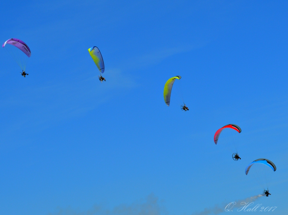 The Paragliders WP